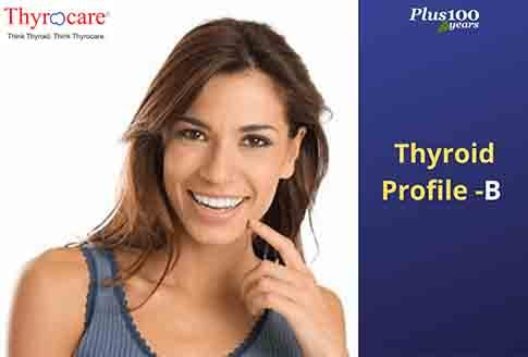 THYROID PROFILE  B